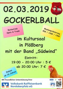 Gockerlball 19