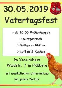 Vatertagsfest 19